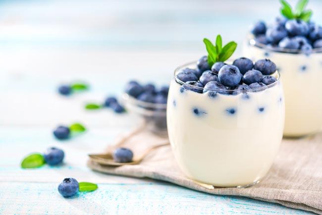 consumir iogurte todos os dias