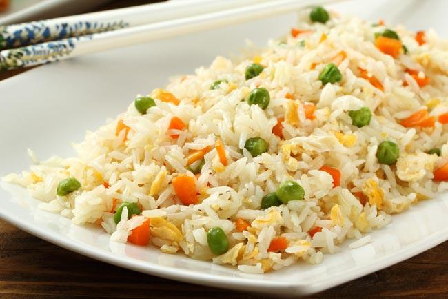 cozinhar arroz