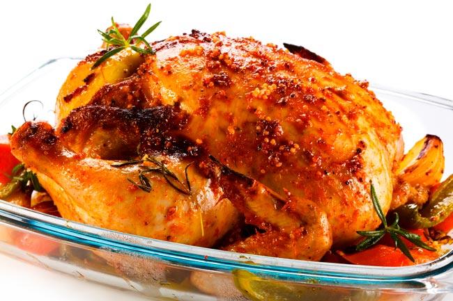 O melhor frango assado do mundo