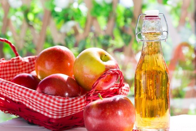 Poderosa receita de vinagre de maçã