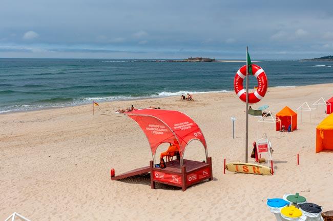 Praia de Moledo