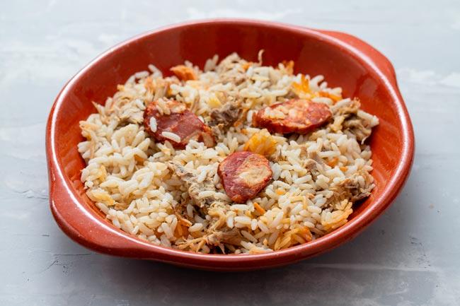 melhor arroz de pato do mundo