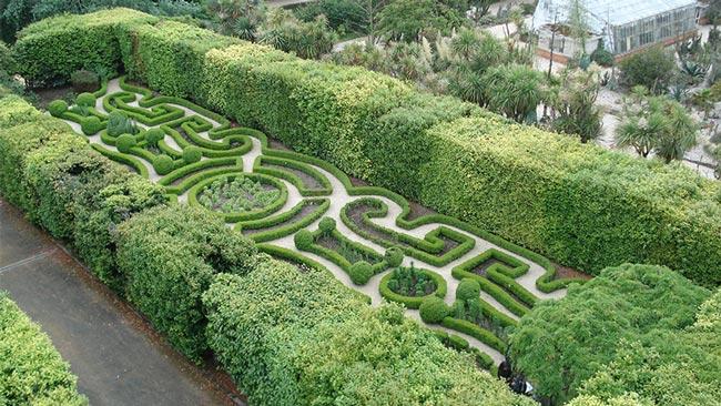 melhores espaços verdes