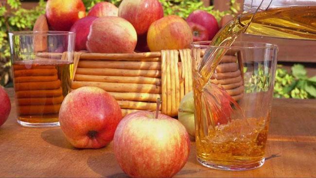 vinagre de maçã para ter cabelos mais bonitos