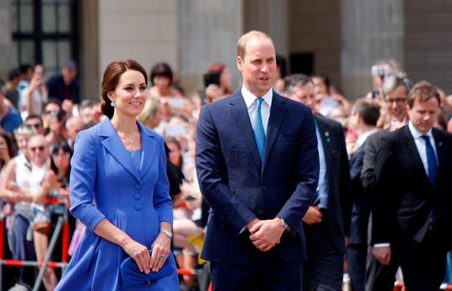 curiosidades sobre o Príncipe William