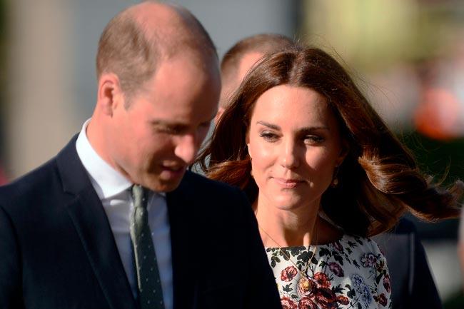 factos sobre o Príncipe William