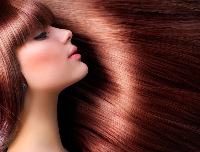 acabar com o cabelo oleoso
