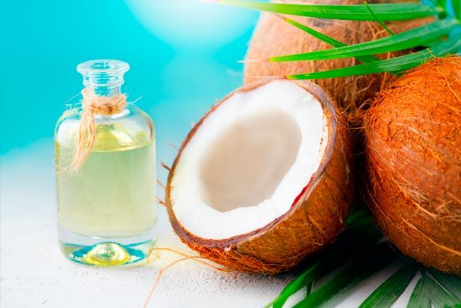 como o óleo de coco ajuda a controlar o peso