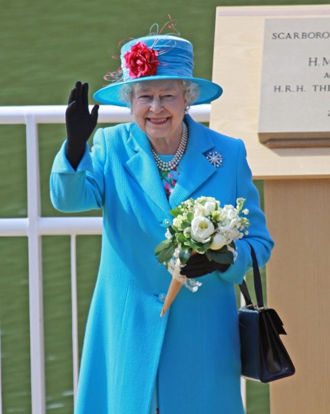leis a que a rainha Isabel II não tem de obedecer