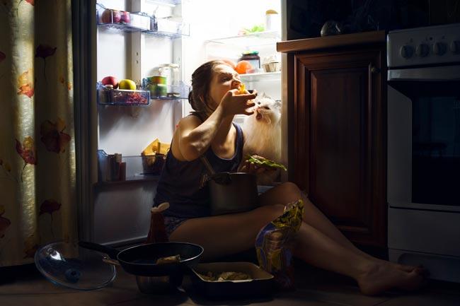 alimentos a evitar antes de dormir