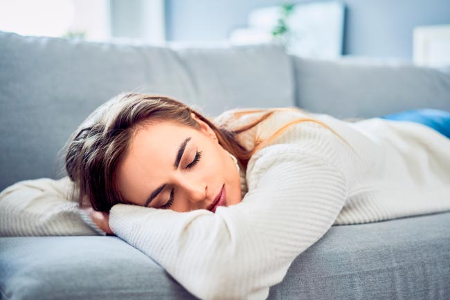 Adormeça em 5 minutos