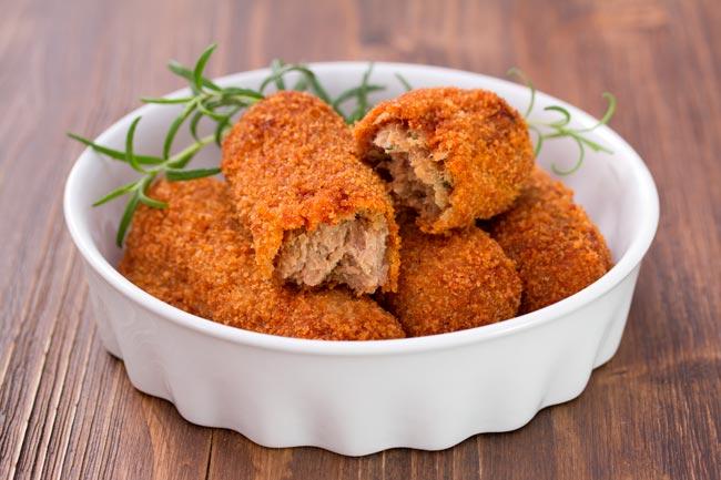 croquetes de carne