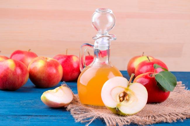Como limpar a casa com vinagre de maçã
