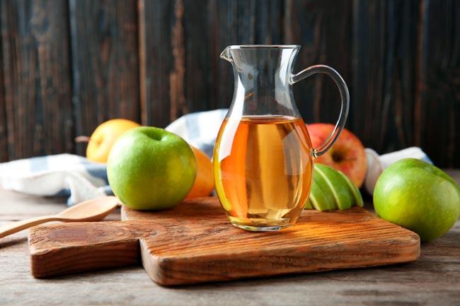 famosas não dispensam vinagre de maçã