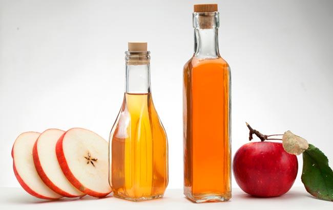 deve usar vinagre de maçã no cabelo