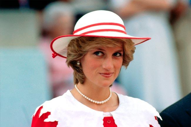 polémicas da Princesa Diana