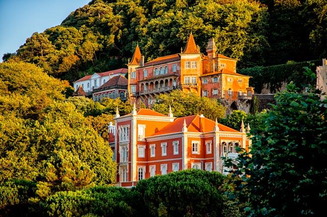 lugares assombrados em Lisboa