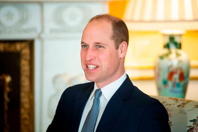 passatempos do Príncipe William