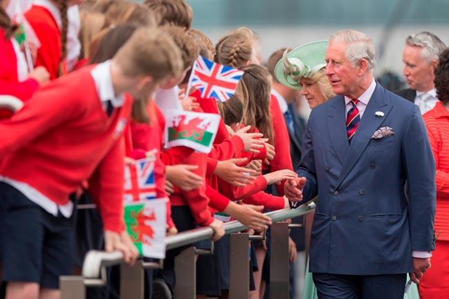 Quantos milhões vale o príncipe William