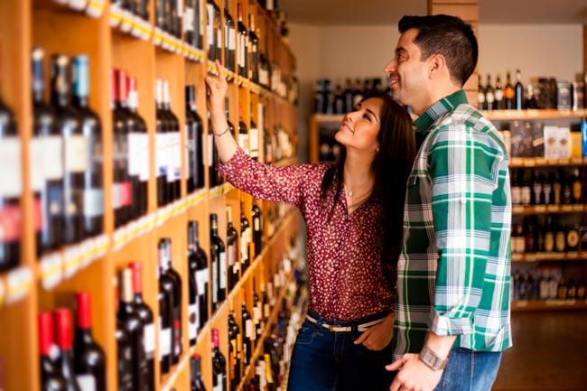 como comprar vinhos como um especialista