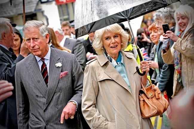 Príncipe William não pode ser rei