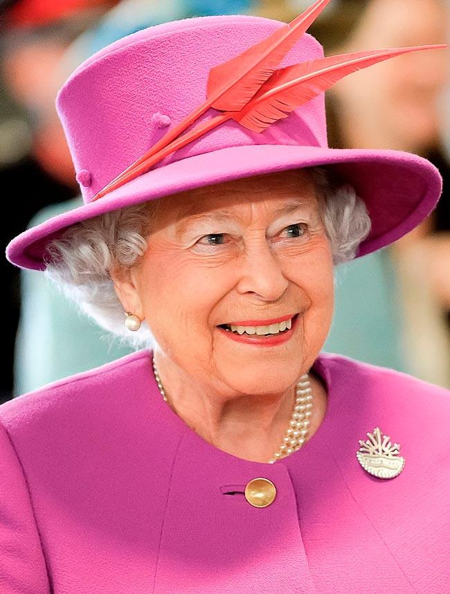 Isabel II pode ser presa