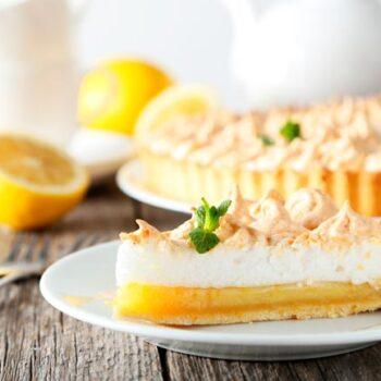 3 receitas de tarte de limão merengada super deliciosas