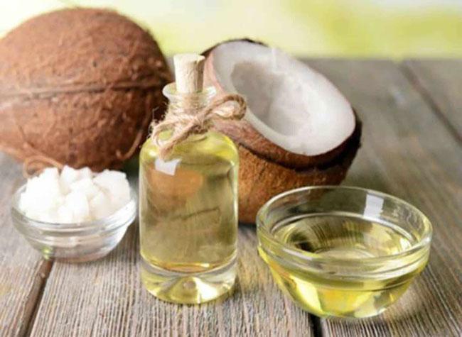 formas de usar óleo de coco