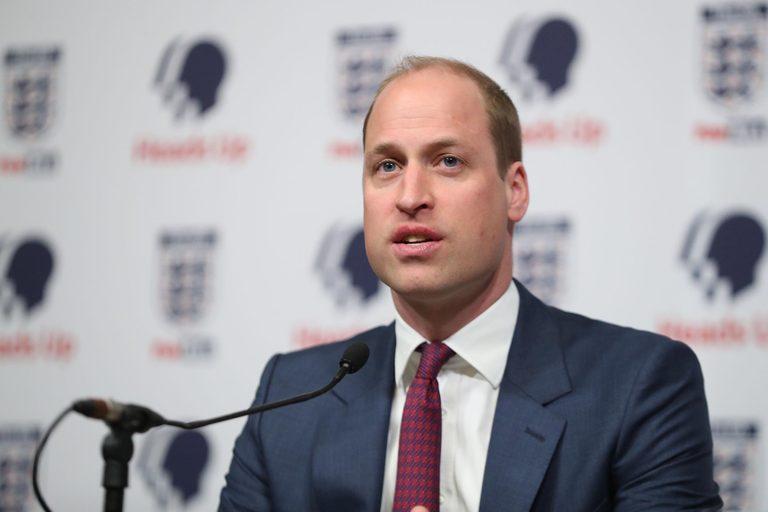 Príncipe William e as curiosidades