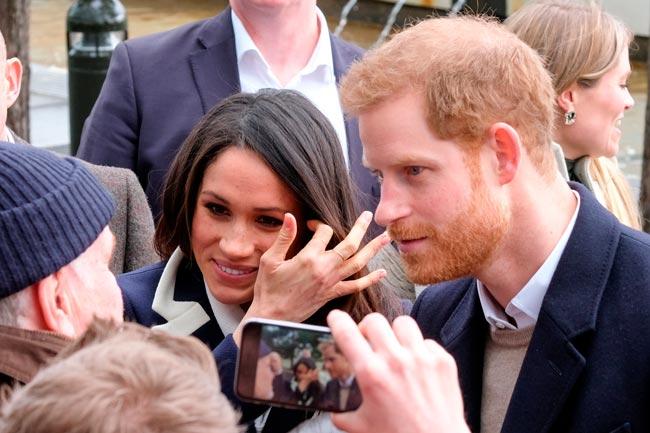 Harry compara vida na realeza a zoológico