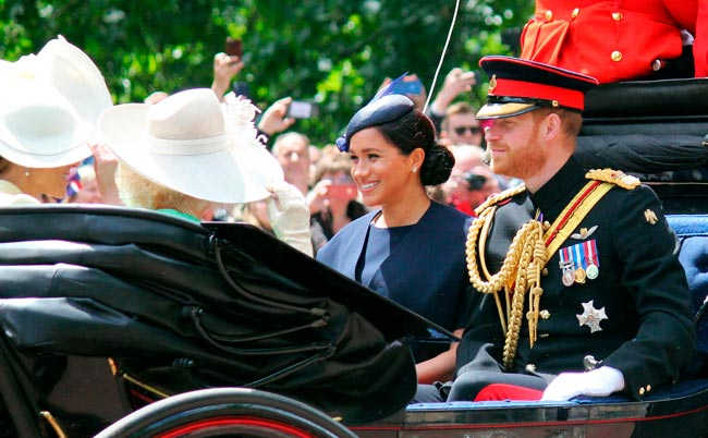 diferenças entre a Família Real britânica e o Povo