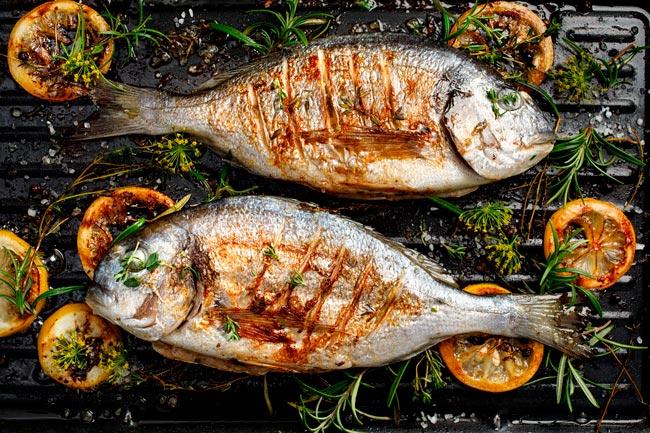 dicas infalíveis para grelhar peixe