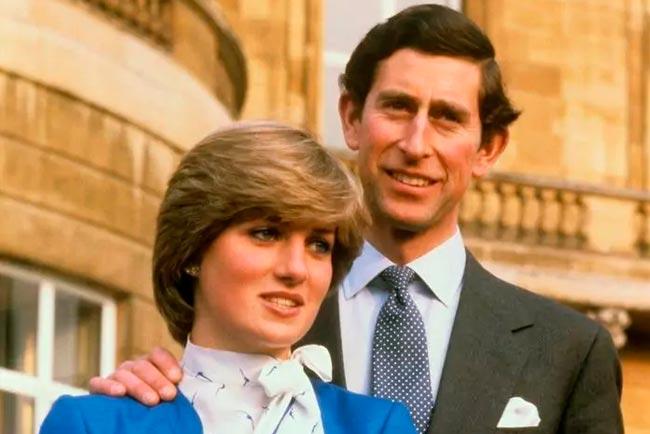factos da Princesa Diana