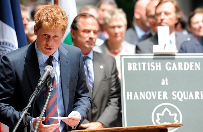 factos do Príncipe Harry menos conhecidos