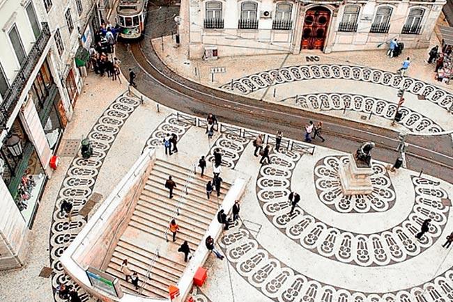 Calçada Portuguesa já é Património Cultural