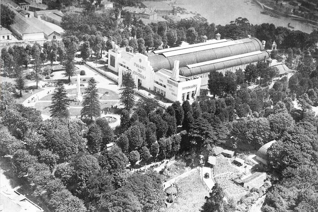 A história do Palácio de Cristal no Porto