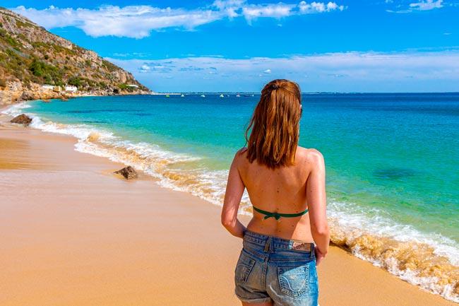 Praia de Galapinhos