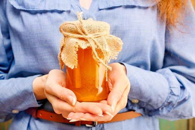 usos do mel