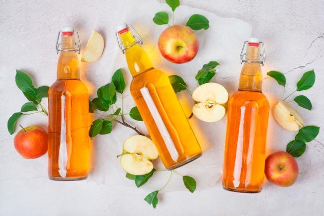 usar vinagre de maçã no dia-a-dia