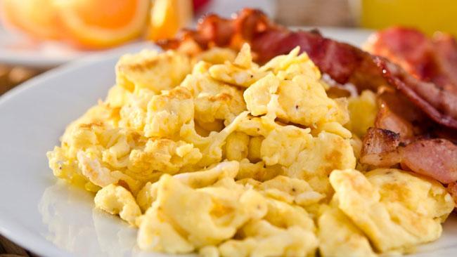 melhores ovos mexidos de sempre