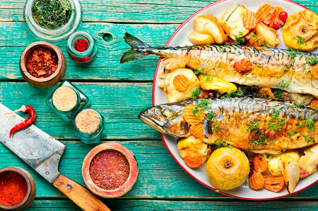 temperos para peixe