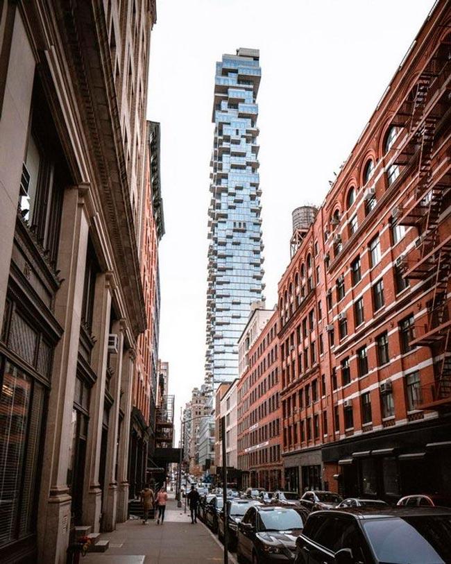 prédios peculiares