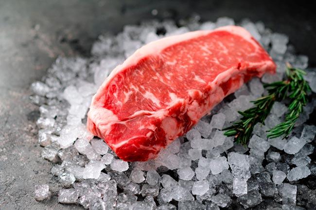 congelar carne