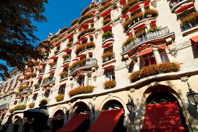 hotéis mais caros