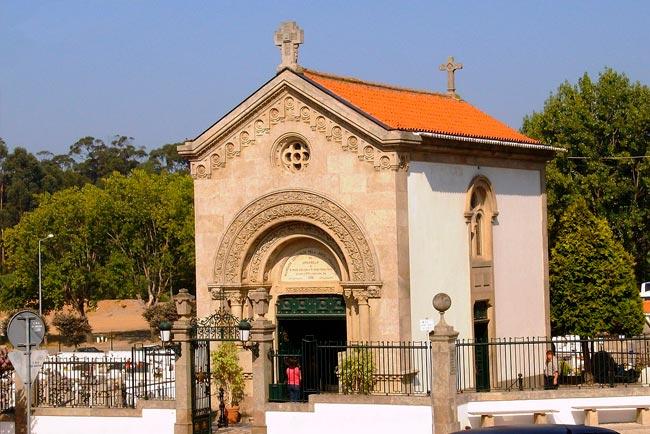 Santa Maria Adelaide de Arcozelo