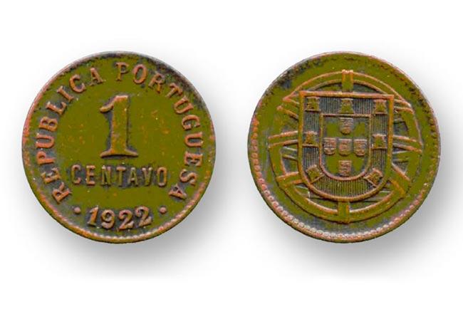 Centavo português