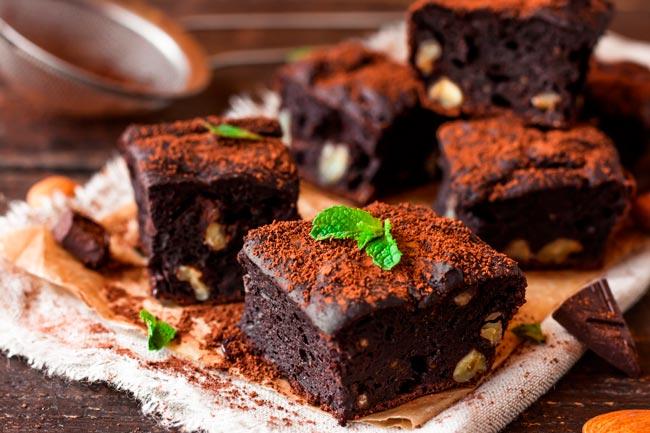 brownie perfeito