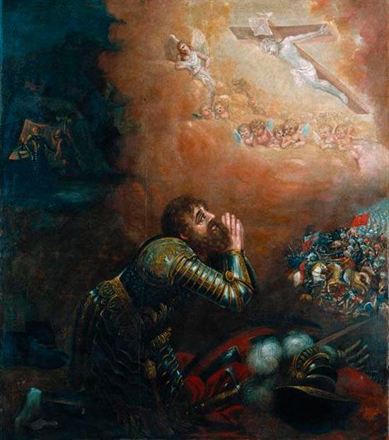 D. Afonso Henriques e a luz