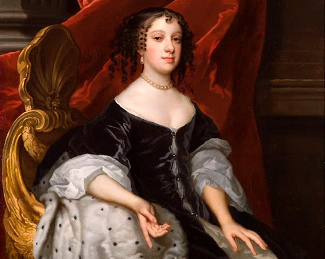 D. Catarina de Bragança