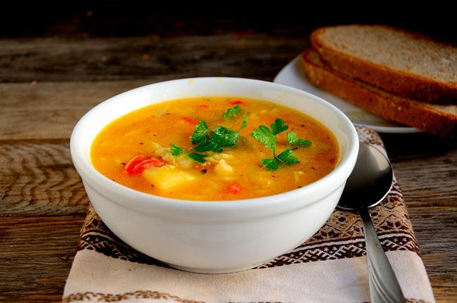 fazer sopa